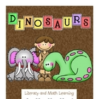 Dinosaur Roar: A Unit on Dinosaurs