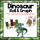 Dinosaur Roll & Graph Activity