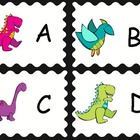 Dinosaur Themed Literacy Pack