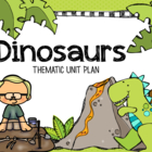 Dinosaur Unit Plan