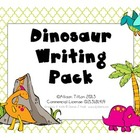 Dinosaur Writing Pack