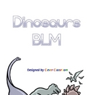 Dinosaur eBook Themed Unit - 73 pages