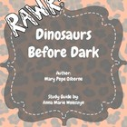 Dinosaurs Before Dark Study Guide