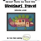 Dinosaurs Travel Activities and Printables for Harcourt