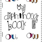 Diphthong Book (au, aw, ou, ow) {Word Study/Word Work/Word Sorts}