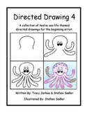 Directed Drawing 4: Sealife