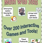 Math Websites - over 200 interactive games and tools!