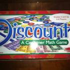 Discount: A Consumer Math Board Game