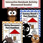Discounted Bundle of All Fact Families Center Games & Inte