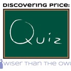 Discovering Price: Price Quiz