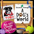 Discovery Learning ~ Toby THE Dog Learns 2 Discover!
