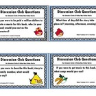 Discussion Club Questions