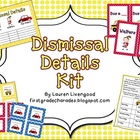 Dismissal Detail Kit