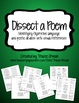 Dissect a Poem - Complete Anatomy of Poem Activity