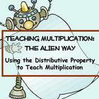 Distributive Property Multiplication
