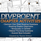 Divergent Chapter Questions, Vocabulary, Introduction