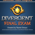 Divergent Novel Final Exam Common Core Aligned