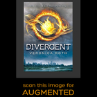 Divergent by Veronica Roth - Augmented Reality Poster
