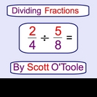 Dividing Fractions Smartboard Math Lesson