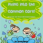 Diving into the Common Core End of the Year Review Centers