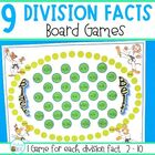 Division Facts Game Pack