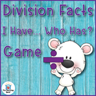 Division I Have... Who Has...? Class Game ~ Common Core Aligned!