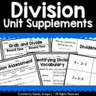 Division Unit Supplements