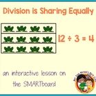Division is Sharing Equally
