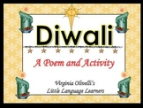 Diwali Free Poem and Activity