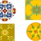 Diwali and Rangoli Art Activity