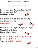 Do You Know Even Numbers