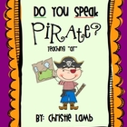 Do You Speak Pirate? {Teaching &quot;ar&quot;}