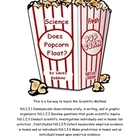 Does Popcorn Float? Scientific Method