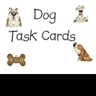 Dog Task Cards