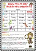 Dolch Pre-Primer Words Snakes and Ladders Games x 6 - 6 pages