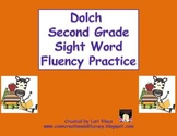 Dolch Second Grade Sight Words for Fluency Practice