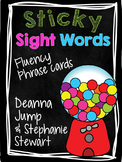 Dolch Word Phrases for Fluency Practice and Assessment [editable}