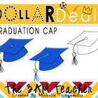 Dollar Deal Clip Art: Graduation Cap