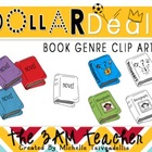 Dollar Deals Clip Art: Book Genres