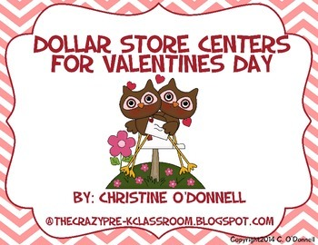 Dollar Store Centers for Valentines Day: 14+ centers