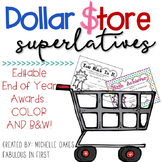 End of the Year Awards: Dollar Store Superlatives