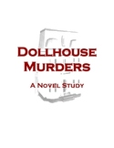 Dollhouse Murders Literature Unit