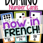 Domino Number Cards 1-20 {French Version}