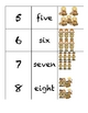 Domino Numbers- Fall- people