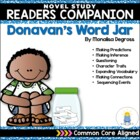 Donavan's Word Jar: Common Core Aligned Reader's Companion