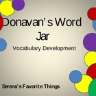 Donavan's Word Jar Vocabulary Development Powerpoint