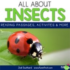 Don't Bug Me!  I'm Learning about INSECTS!