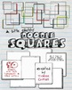 Doodle Sketches Squares Clip Art Graphics for Commercial Use
