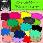 Doodleicious Bubble Doodle Frames: For Personal & Commercial Use