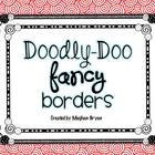 Doodly-Doo Fancy Borders